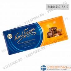 Шоколад Fazer с миндалем и мёдом 200гр