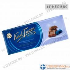 Шоколад Fazer с крошкой из черничного йогурта 190гр