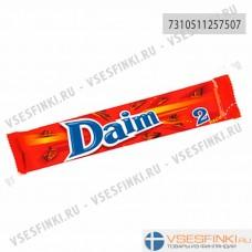 Батончик Daim молочный шоколадный с каремелью 56гр