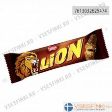 Батончик Nestle Lion шоколадный вафельный 42гр