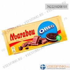 Шоколад Marabou с кусочками печенья 185гр