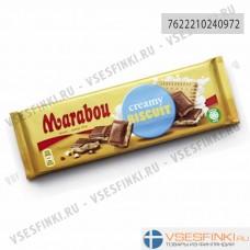 Шоколад Marabou Biscuit 300 гр