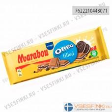 Шоколад Marabou с кусочками печенья 320гр