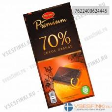 Шоколад Marabou Premium (апельсин) 100 гр