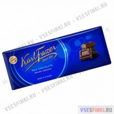 Шоколад Fazer молочный  200 г