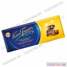 Шоколад Fazer молочный (орехи) 200гр