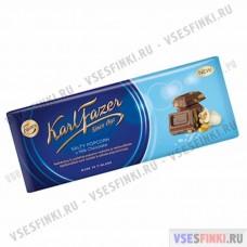 Шоколад Fazer молочный (поп-корм) 200гр