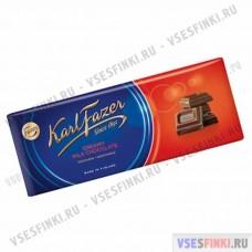 Шоколад Fazer сливочный молочный 200г