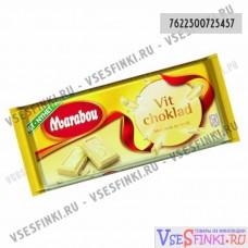 "Шоколад Marabou ""Белый"" 185 гр"
