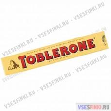 Шоколад Toblerone молочный (мед, миндаль)100гр