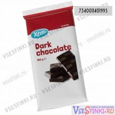 Шоколад X-TRA темный 100 гр