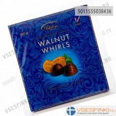 Шоколад ASHLEYS молочный с начинкой из грецкого ореха 160гр