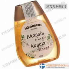 Мёд акации Jakobsens 250 гр