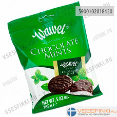 Мятные конфеты Wawel 165 гр