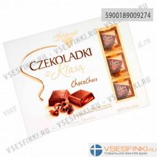 Шоколадные конфеты Solidarnosc с шоколадом 400гр