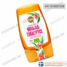 Мёд эвкалиптовый SAM 250 гр