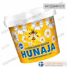 Мёд цветочный Hunaja 450 гр