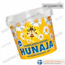 Мёд финский цветочный Hunaja 200гр