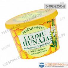 Мёд органический Metsаmesi Luomuhunaja 350 гр