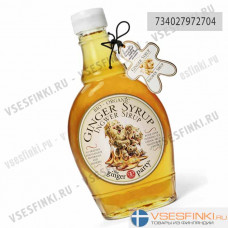 Сироп имбирный Ginger Syrup 237мл