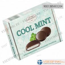 Шоколадные конфеты Hauswirth с мятной начинкой 135гр