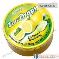 Леденцы Woogie лимон 200 гр