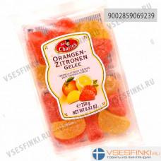 Мармелад Sir Charles лимони апельсин 250гр