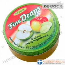 Леденцы Woogie яблоко 200 гр