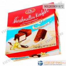 Зефир Vogelmilch с шоколадной глазурью 400гр