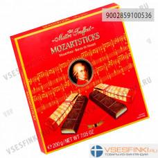 Шоколадные палочки Maitre Truffout MozartBars 200гр
