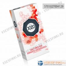 Соль йодированная мелкая JOZO 1 кг