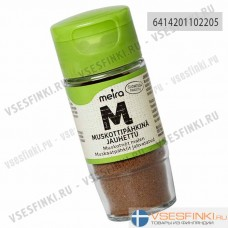 Молотый мускатный орех Meira 32 гр