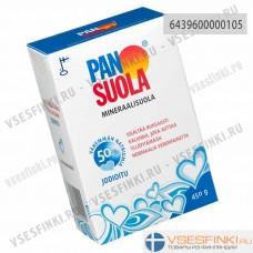 Соль с минералами Pansuola 450 гр