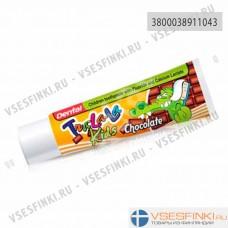 Детская зубная паста Tra-La-La (Шоколад) 50мл