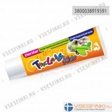 Детская зубная паста Tra-La-La (Тропик) 50мл
