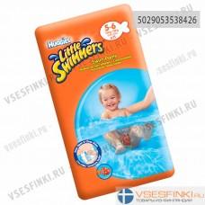 Трусики для плавания Huggies 5-6 (12-18кг) 11шт