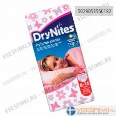 Подгузники-трусики DryNites для девочек 8-15 лет (27-57кг) 13шт