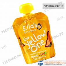 Ella's Kitchen (банан,манго,абрикос,яблоко) с 6мес 90гр