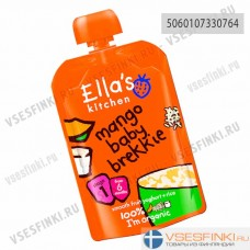 Ella's Kitchen (манго,йогурт) с 6 мес 100гр