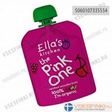 Ella's Kitchen (вишня,малина,яблоко,банан) с 6 мес 90гр