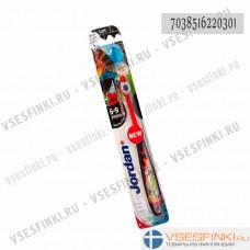 Зубная щётка Jordan 6-9 лет