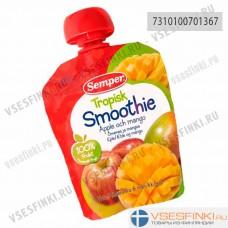 Semper (яблоко,манго) с 6 мес 90гр