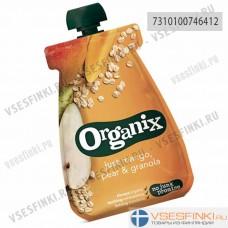 Organix (манго,груша,овсяныехлопья) с 6 мес 100гр