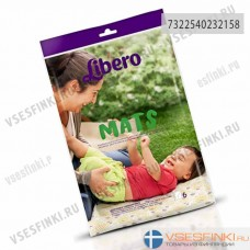 Пеленки детские Libero 50х70см 6шт