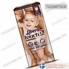 Подгузники-трусики Libero Touch №5 (10-14кг) 36шт