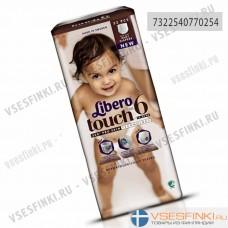 Подгузники-трусики Libero Touch №6 (13-20кг) 32шт