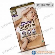 Подгузники Libero Touch №2 (3-6кг) 66шт