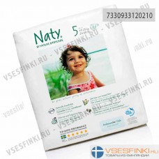 Подгузники-трусики Naty №5 (11-25кг) 32шт
