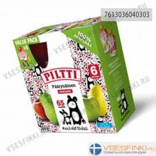 Piltti (яблоко,груша) с 6 мес 4шт*90гр