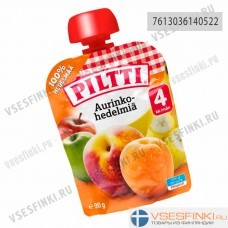 Piltti (яблоко,банан,персик,абрикос) с 4 мес 90гр